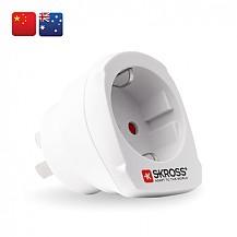 호주/중국 어댑터
